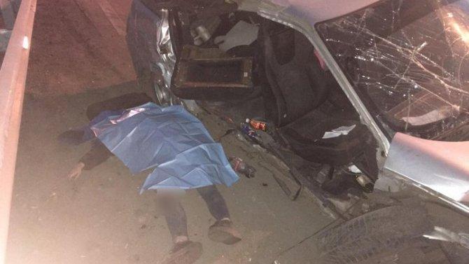 18-летняя девушка погибла в ДТП в Уфе