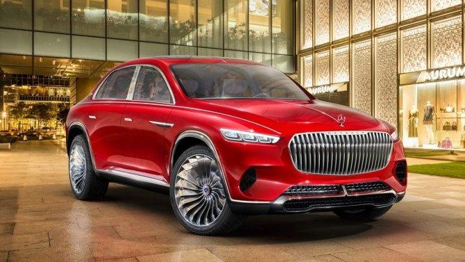 ВMercedes-Benz работают над созданием нового класса автомобилей