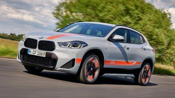 ВРоссии появилась новая версия кроссовера BMW X2