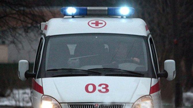 В Екатеринбурге «скорая» с беременной сбила пешехода
