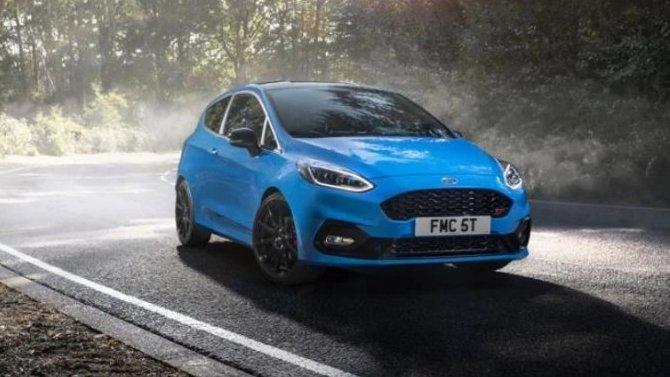 Для Европы подготовят ограниченную серию хэтчбеков Ford FiestaST