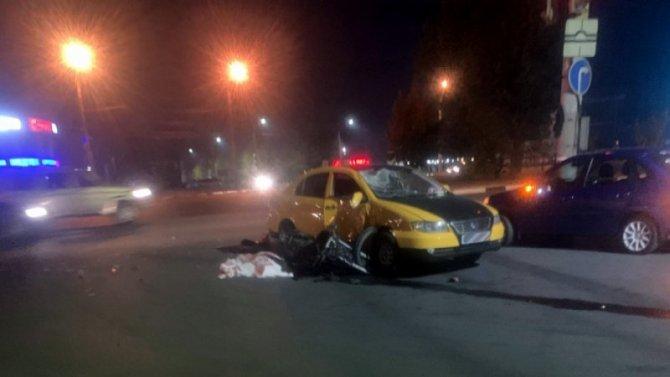 Молодой мотоциклист погиб в ДТП в Воронеже