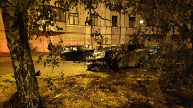 В ночном ДТП в Воронеже погиб человек