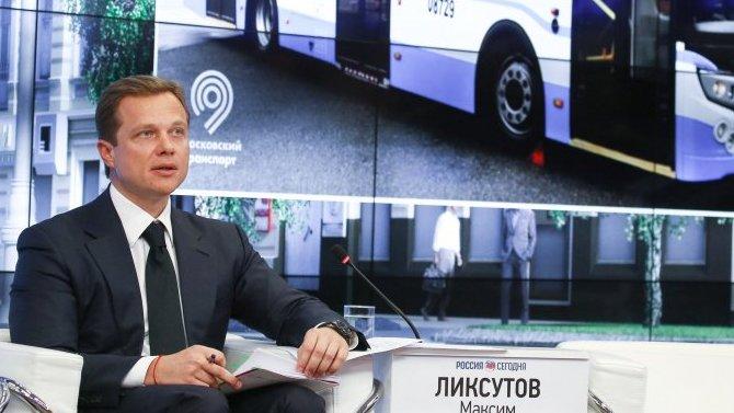 Глава московского Дептранса сообщил оположительном результате теста накоронавирус