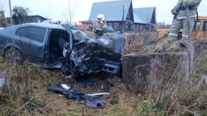 Два человека серьезно пострадали в ДТП в Тверской области