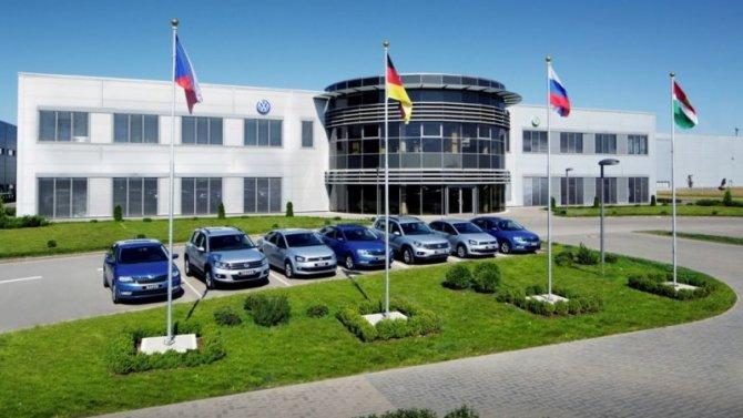 Российские заводы Volkswagen могут закрыться