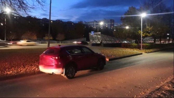 В Набережных Челнах автомобиль сбил 6-летнего ребенка