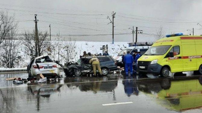 В ДТП в Нижнем Тагиле погиб человек