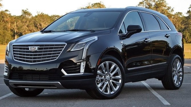 ВРоссии растёт интерес кавтомобилям Cadillac