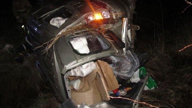 Водитель «Лады» пострадал в ДТП в Карелии