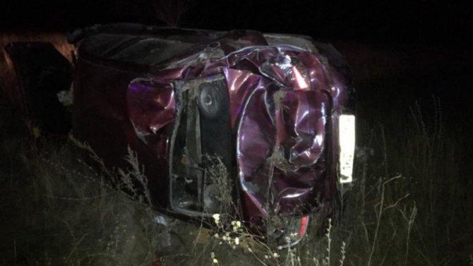В ДТП в Самарской области погиб водитель
