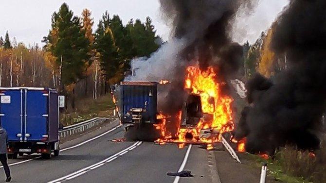 Водитель «Лады» погиб в ДТП в Братском районе