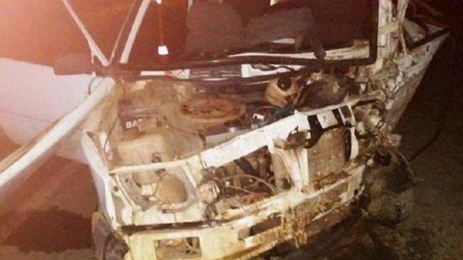 В ДТП в Вагайском районе Тюменской области погиб водитель ВАЗа