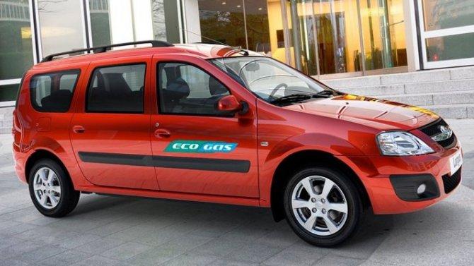 «АвтоВАЗ» прекратил продажи Lada Largus CNG