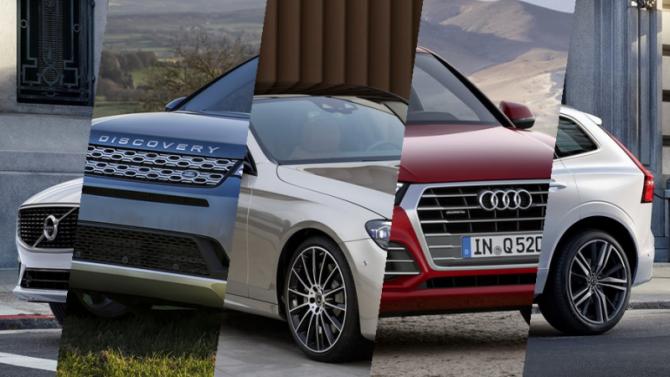 Автомобили спневмоподвеской наобеих осях. Чем богат рынок?