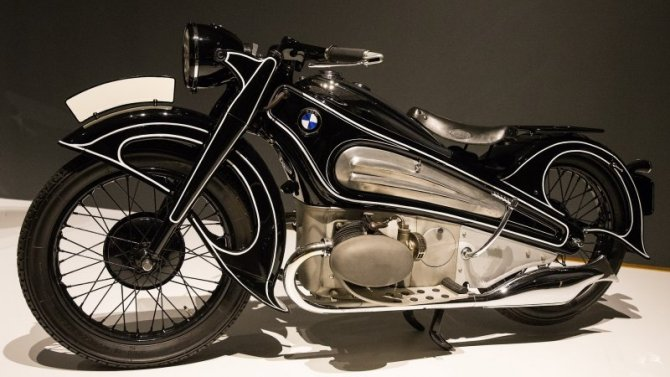 ВСША создан новый тюнинг-набор для байка BMW RnineT