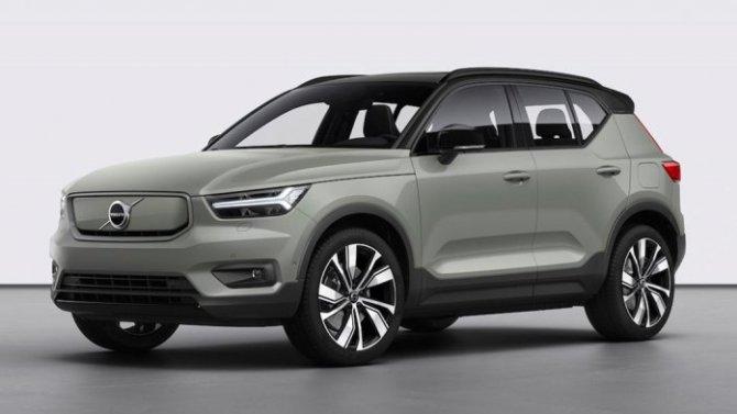 Начат выпуск электромобилей Volvo