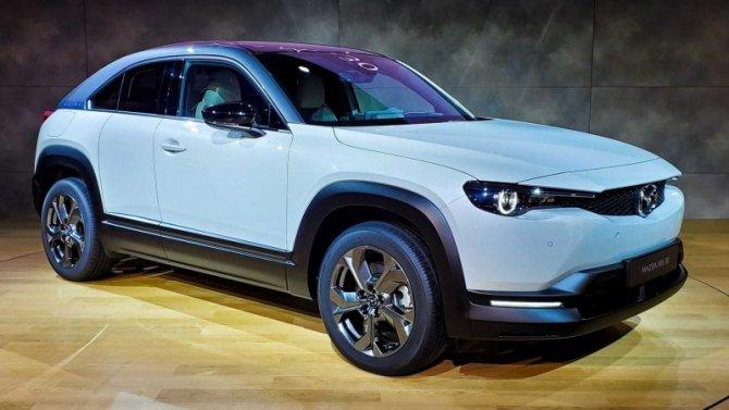 Mazda возобновит выпуск роторно-поршневых двигателей