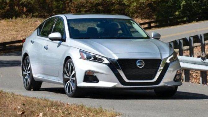 Как обновлён седан Nissan Altima