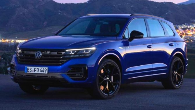 Укроссоверов Volkswagen обнаружены проблемы сдверями