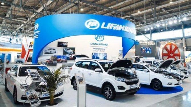 Фирма Lifan Motors объявила себя банкротом