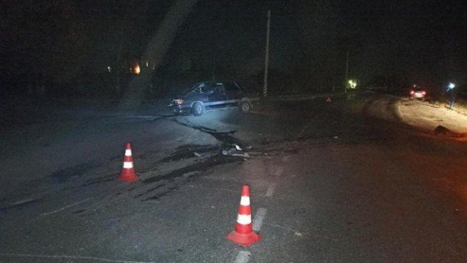 В ДТП в Сасове по вине пьяного водителя пострадал 4-летний ребенок