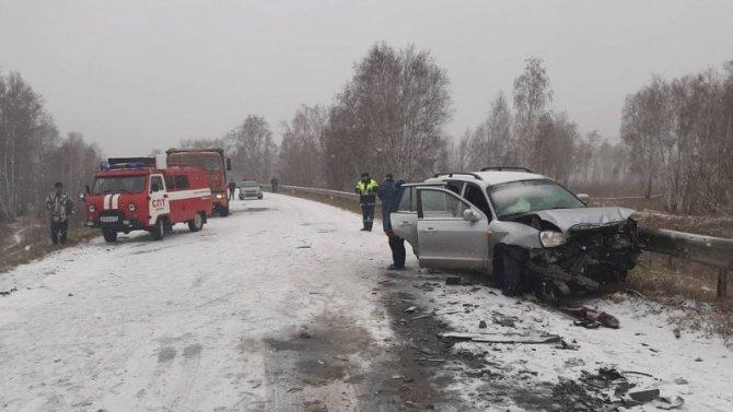 11-летняя девочка погибла в ДТП в Челябинской области
