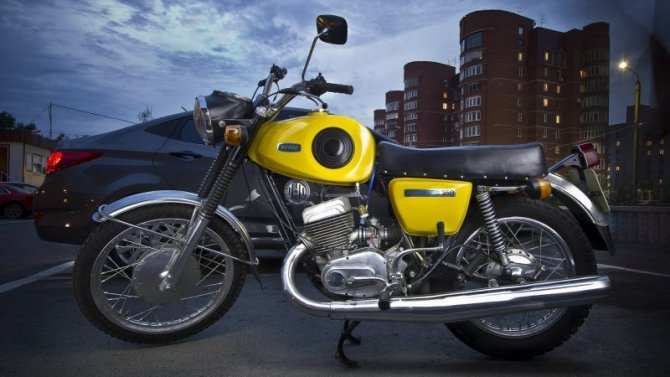 Каких мотоциклов больше всего вРоссии?