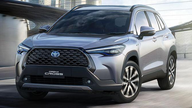 Кроссовер Toyota Corolla начнёт продаваться вЕвропе