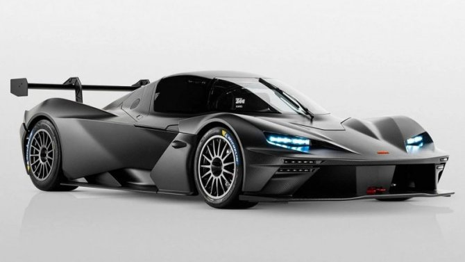 ВАвстрии представлен гоночный автомобиль KTM X-Bow GTX