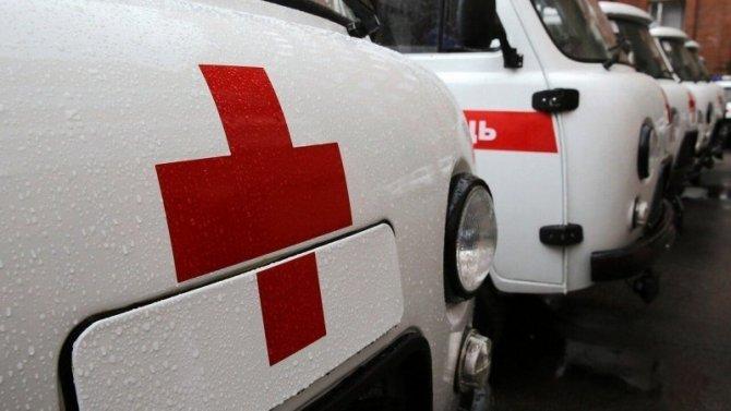 Женщина с младенцем пострадали в ДТП под Новороссийском