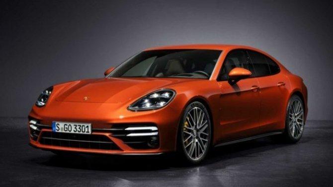 Названы российские цены наобновлённое семейство Porsche Panamera
