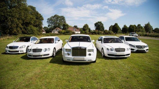 ВРоссии предложили пересмотреть налог нароскошные автомобили