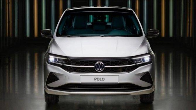 Российская версия Volkswagen Polo получит новый обвес