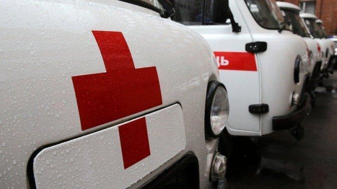 В Петербурге ВАЗ сбил 8-летнюю девочку