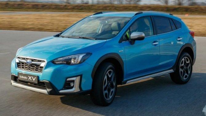 ВРоссии подорожали автомобили Subaru