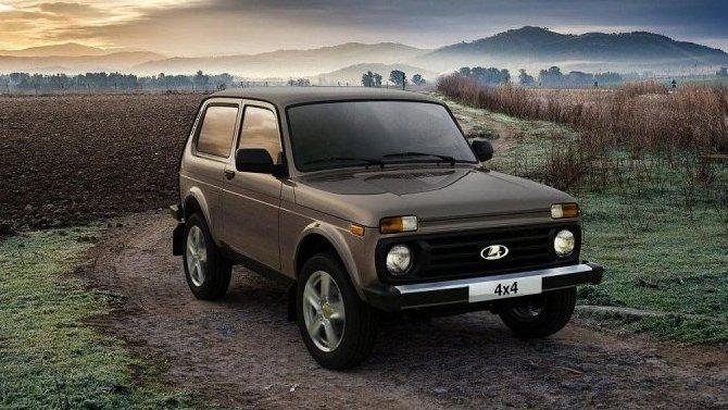 Lada 4×4 оснащена новыми уплотнителями стёкол