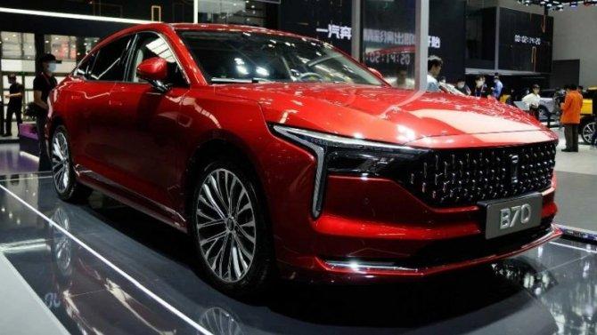 Китайский автопром по-прежнему заражён «клоновирусом»