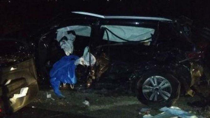 Женщина-водитель погибла в ДТП в Каширском районе Воронежской области