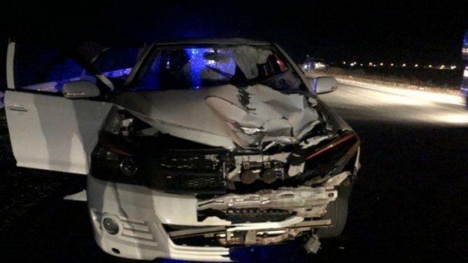 В Саратовском районе насмерть сбили двух пешеходов