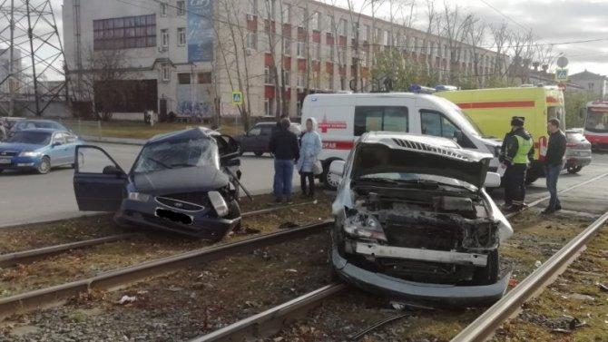 Женщина погибла в ДТП в Екатеринбурге