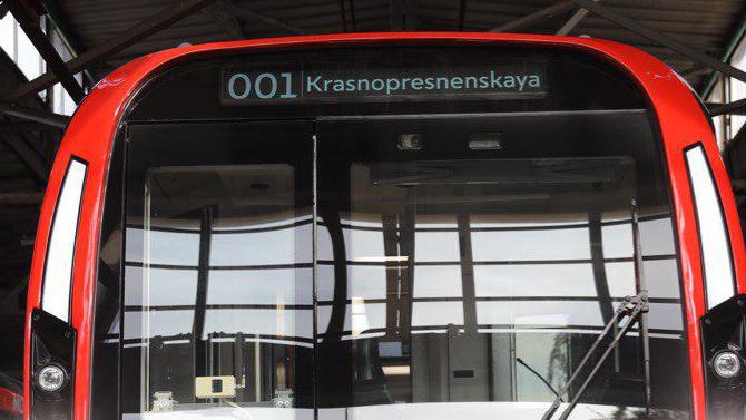 Новые вагоны «Москва-2020» наконец-то появились вмосковском метро