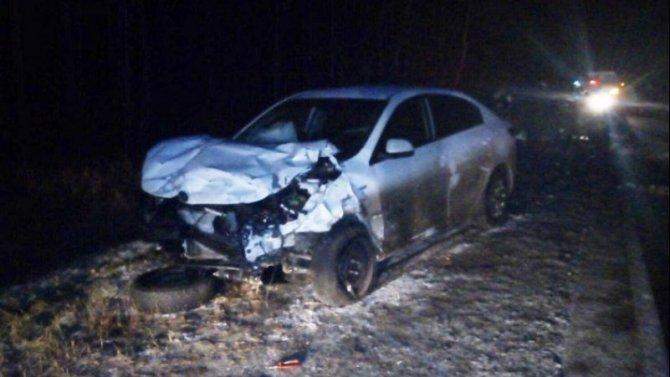 Три человека погибли в ДТП в Кетовском районе Курганской области