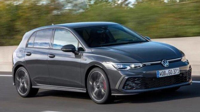 Начались продажи дизельного Volkswagen Golf GTD