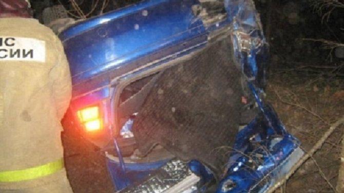 В ДТП в Ардатовском районе Нижегородской области погиб молодой мужчина
