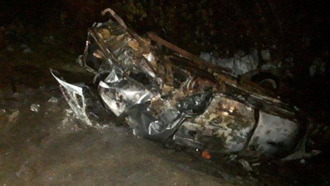 Два человека погибли в ДТП в Себежском районе