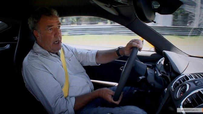 Какие автомобили считает лучшими Джереми Кларксон