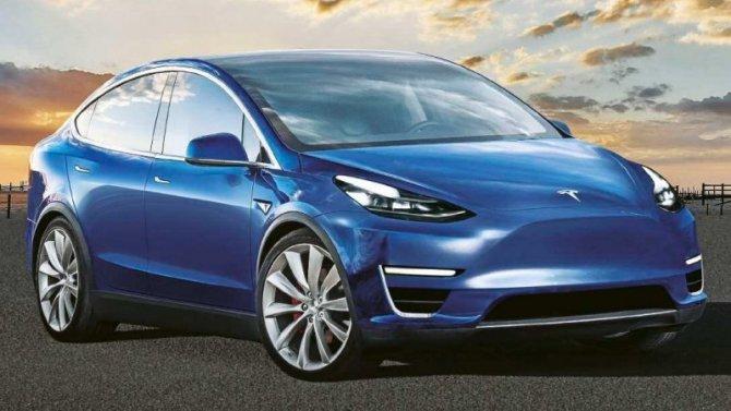 Фирма Tesla представила план своего развития