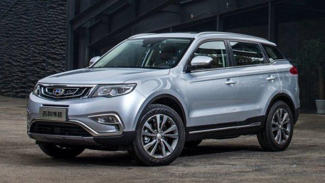 ВРоссии резко выросли продажи китайских автомобилей