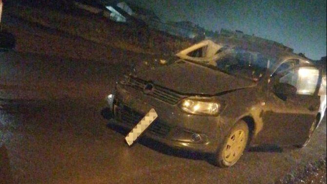 В Коми 18-летний водитель насмерть сбил двух девочек